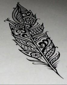 wzór na tatuaż...