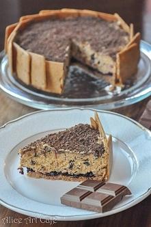 """Czekoladowo-karmelowe ciasto """"gwiezdny pył""""  """"Jest to ciasto dla wszystkich wielbicieli czekolady, jednak na szczęście nie jest na tyle słodkie, aby się przesłodzić. W smak..."""