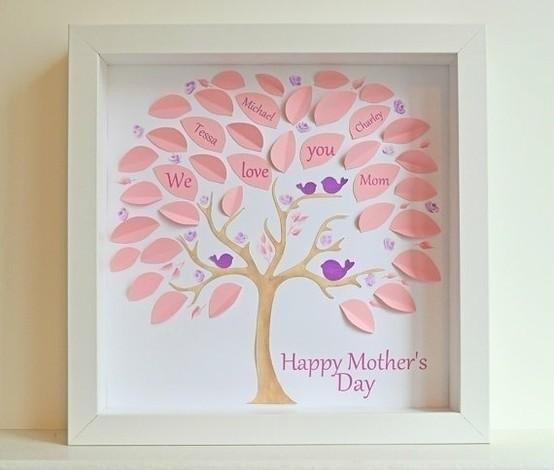 Fajny prezent na Dzien Matki