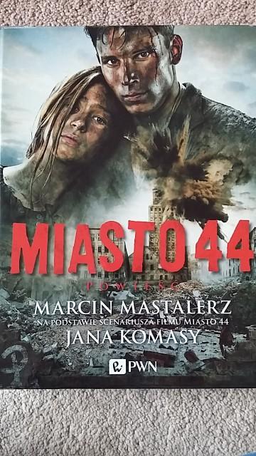 Miasto 44 :) Teraz książka potem film :)))