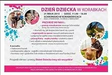 DZIEŃ DZIECKA INNY NIŻ WSZYSTKIE!!!  Zapraszam na Dzień Dziecka w Korabiewicach - schronisku dla zwierząt.