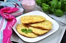 Dietetyczne placuszki twarogowe (97 kcal)