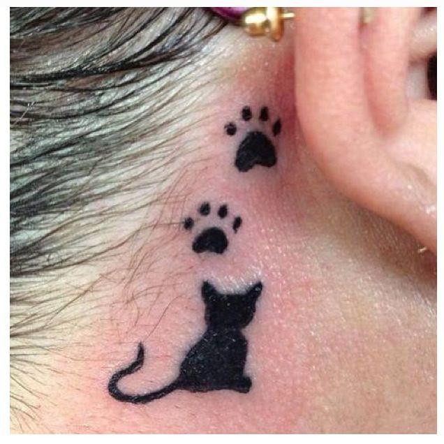Tatuaż Kot Na Styl życia Tatuaże Zszywkapl