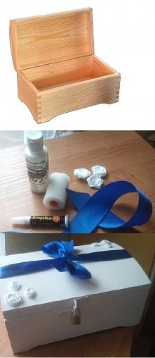 Szkatułka na koperty => ...