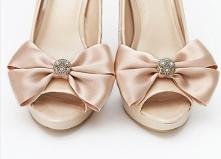 Klipsy do butów Glowing Bride - Cream  Do kupienia w sklepie internetowym Madame Allure   >>> link w komentarzu <<<