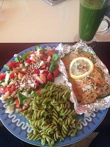 Pyszny zdrowy obiad :)