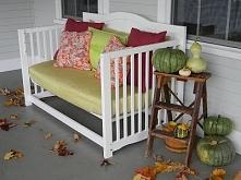 jak przerobić łóżeczko dziecięce