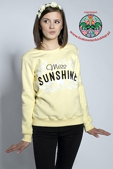 miss sunshine - bluza