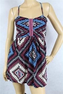 Sukienka aztec <3