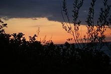 Po zachodzie słońca... Nad polskim Bałtykiem są naprawdę niesamowite widoki!