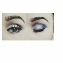 fioletowe oczko