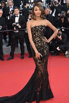 Jourdan Dunn w Cannes