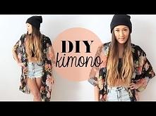 DIY: Easy Kimono | LaurDIY