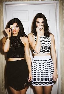 Kylie i Kendall