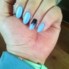 tak mi niebiesko:*