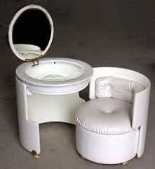 sprytna toaletka