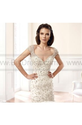 Price crash,Eddy K Couture 2015 Wedding Gowns Style CT138 For Sale