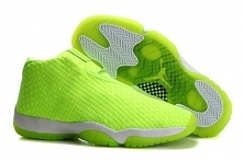 nike air white shoes jordan future glow men green