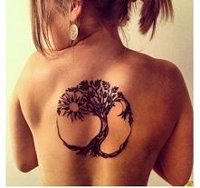 Celtycki tatuaż.