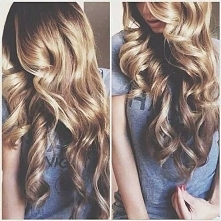 Przepiękne, zadbane, długie i lśniące włosy!