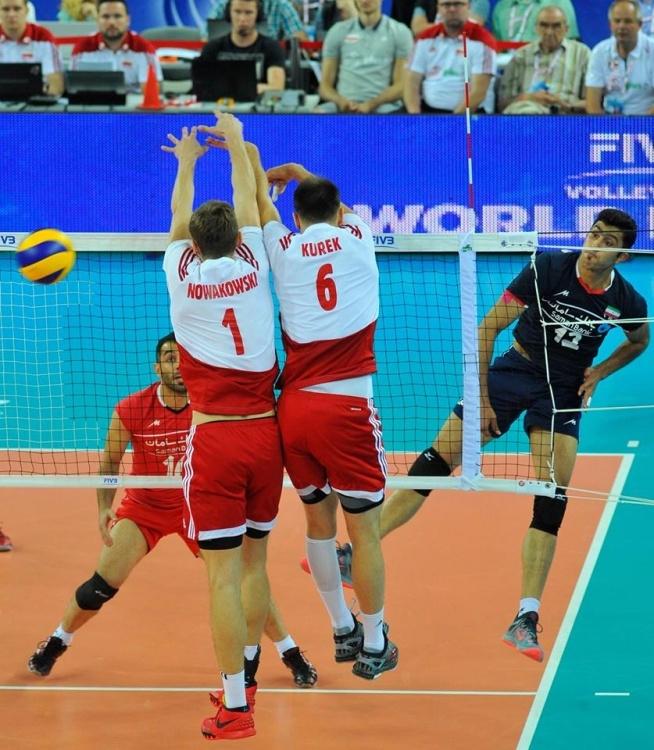 Polska-Iran 3:1 :D Brawo chłopcy moi <3