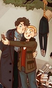 selfi level: John :D