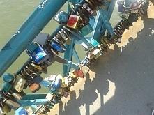 Wrocławski most.
