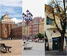 Jakie to miasta? :) 1. Lublin 2. Wrocław 3. Sopot