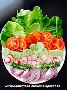Zdrowie na talerzu :)  A więcej zdjęć na moim blogu! Zapraszam! Wszystkich co...