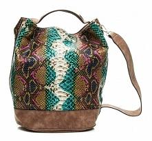 TOREBKA SKÓRA WĘŻA - sklep z o obuwiem, sklep z torebkami, sklep z odzieżą -s...