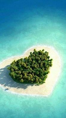 Wyspa w kształcie serca *.*