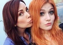 Clary z serialową mamą
