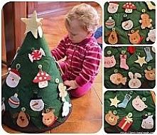 choinka dla dzieci fajny pomysł :)