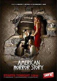 """Dla wszystkich fanów horrorów polecam genialny serial: """"American Horror ..."""