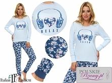 Piżama damska Relax
