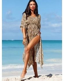 Maxi Drapieżne Kimono Nietoperz - Sukienka z katalogu Victoria's Secret ...