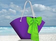 Stylowy kosz na plażę i nie tylko :) Projekt modeMania