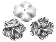 Koraliki Przekładki Akrylowe Kwiatek