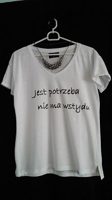 Koszulka ręcznie malowania . Jeśli się podoba to zapraszam handmade.tshirt1@g...