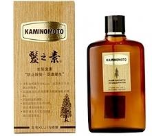 Wcierka Kaminomoto regularne używanie wcierki zapewnia nam przyśpieszenie por...