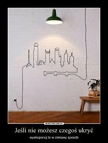 Pomysł na długi kabel.