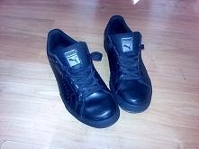 SPRZEDAM! Puma classic black  Siemanko. Sprzedam czarne buty marki puma. Są w...