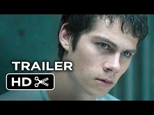 Maze Runner: The Scorch Trials Official Trailer #1 (2015) - Dylan O'B...