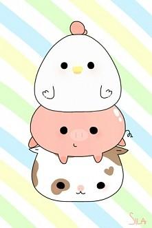 cute animals *ͺ*