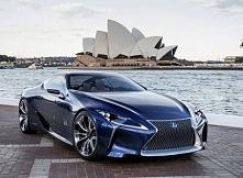 Leksus LF-LC Hybrid Concept