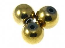 Kamień Hematyt Kulki Kula Złoty