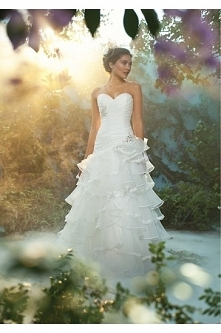 Alfred Angelo Wedding Dresses Style 224 Tiana