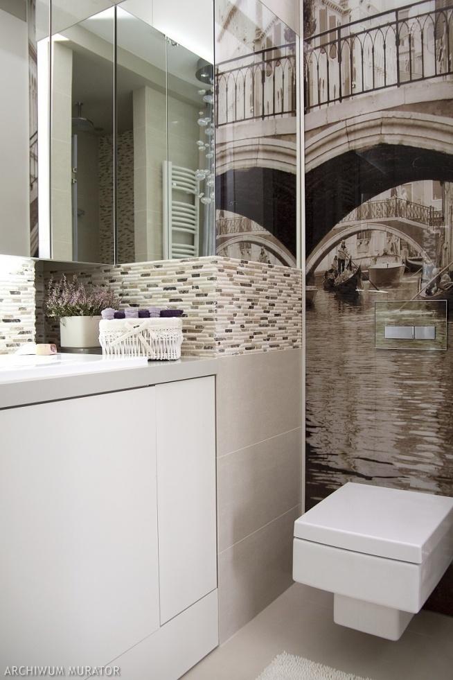 Fototapeta W łazience Na Pomysł Na Mieszkanie Zszywkapl