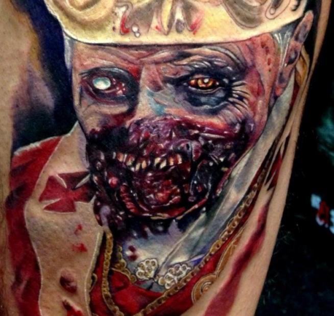 Horror Na Tatuaże Zszywkapl