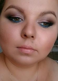 Dzisiejszy make-up..